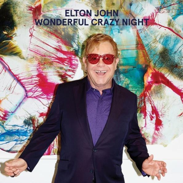 Elton John  Wonderful Crazy Night по цене 2 589