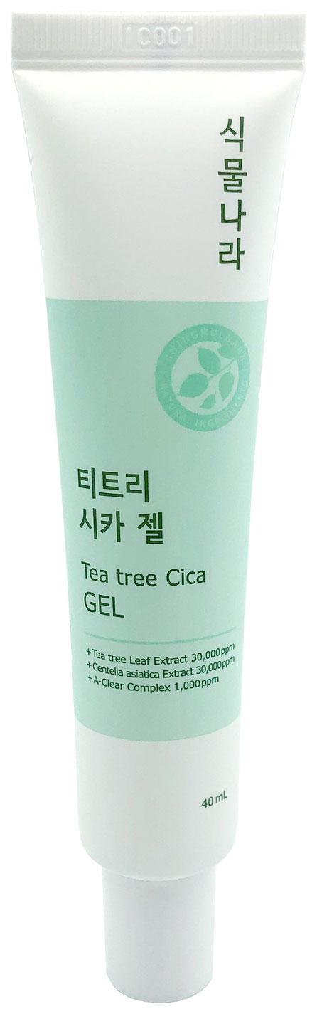 Гель для лица Shingmulnara Tea Tree Cica