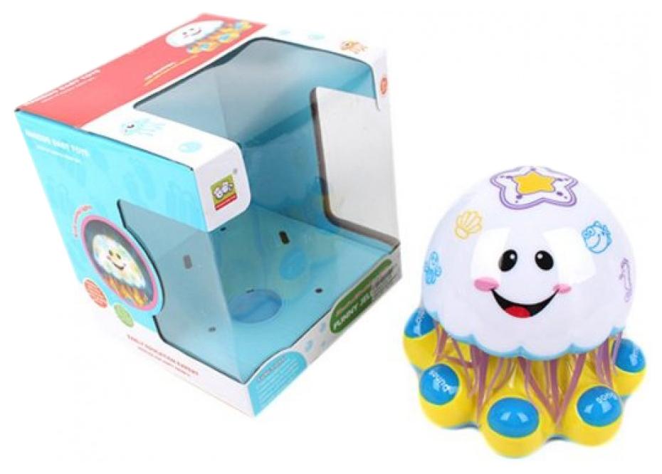 Развивающая игрушка Наша Игрушка Медуза 838-58A свет звук