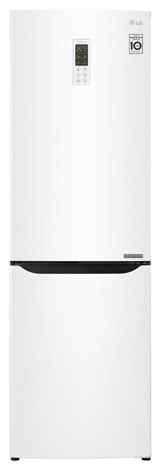 Холодильник LG GA-B 419 SQGL White фото