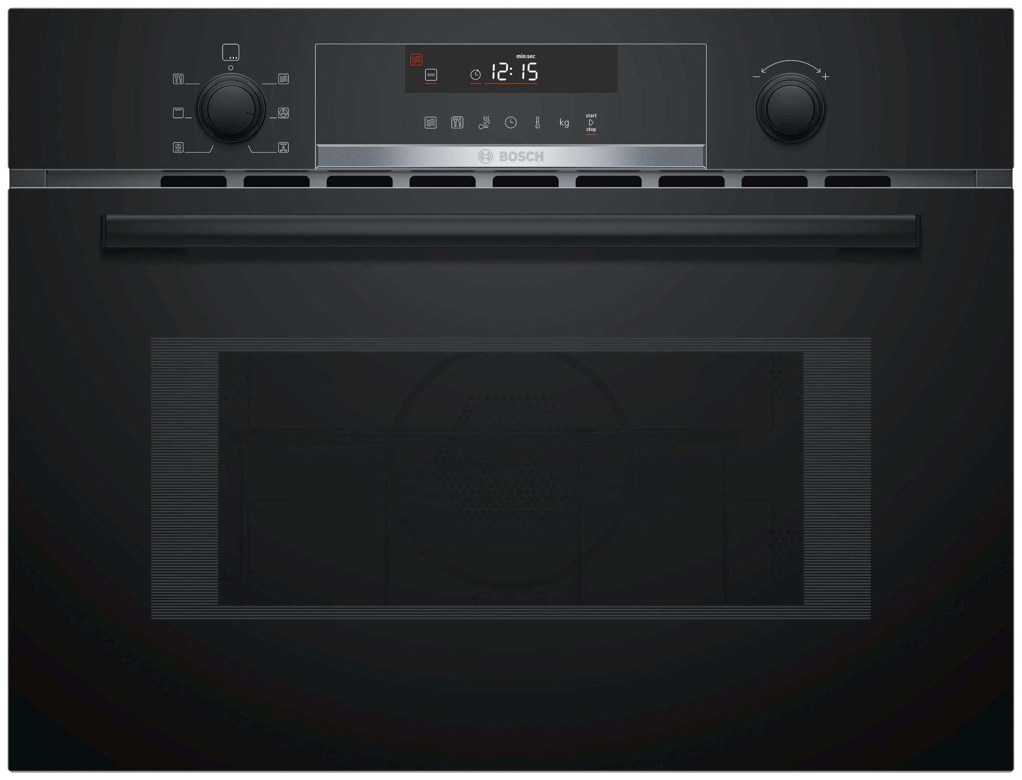 Встраиваемая микроволновая печь с грилем и конвекцией Bosch Serie 6 CMA585MB0 фото