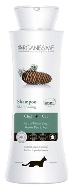Шампунь для кошек Organissime Cat Shampoo, экстракт