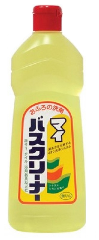 Жидкость чистящая для ванны Rocket soap чистый