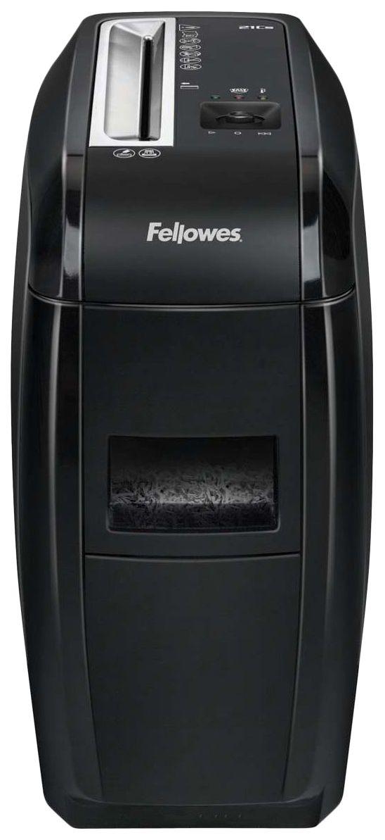 Шредер Fellowes Powershred 21Cs fs 43602