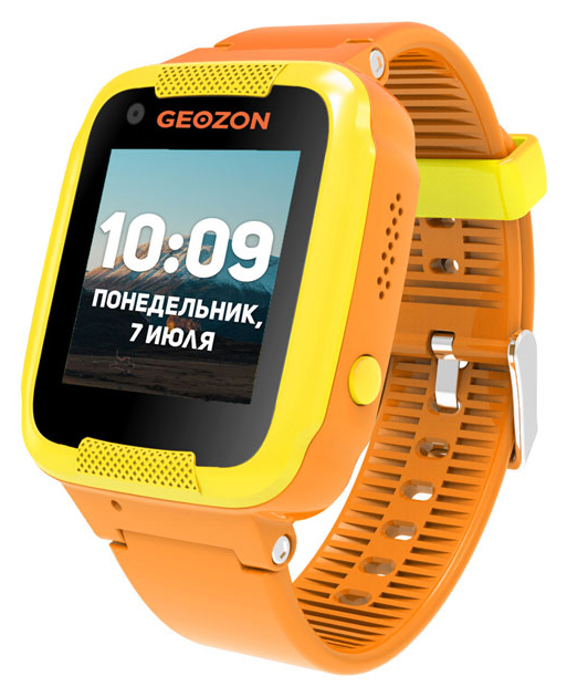 Детские смарт-часы Geozon Air Orange/Orange (G-W02ORN)