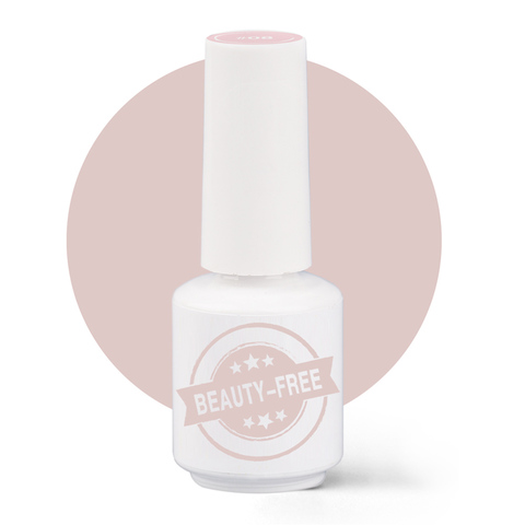 Гель-лак BEAUTY-FREE светло-розовый №08  8 мл