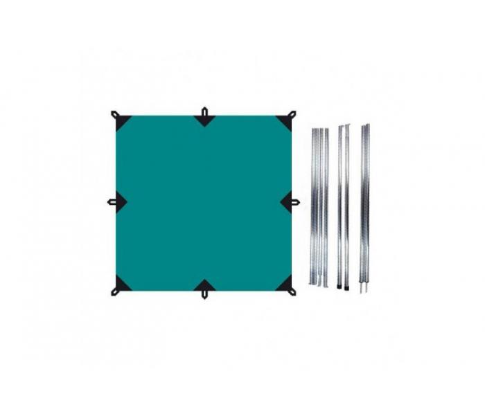 Тент Tramp TRT-104.04 голубой/черный