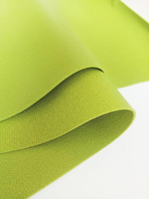 Коврик для йоги Rishikesh зеленый 3