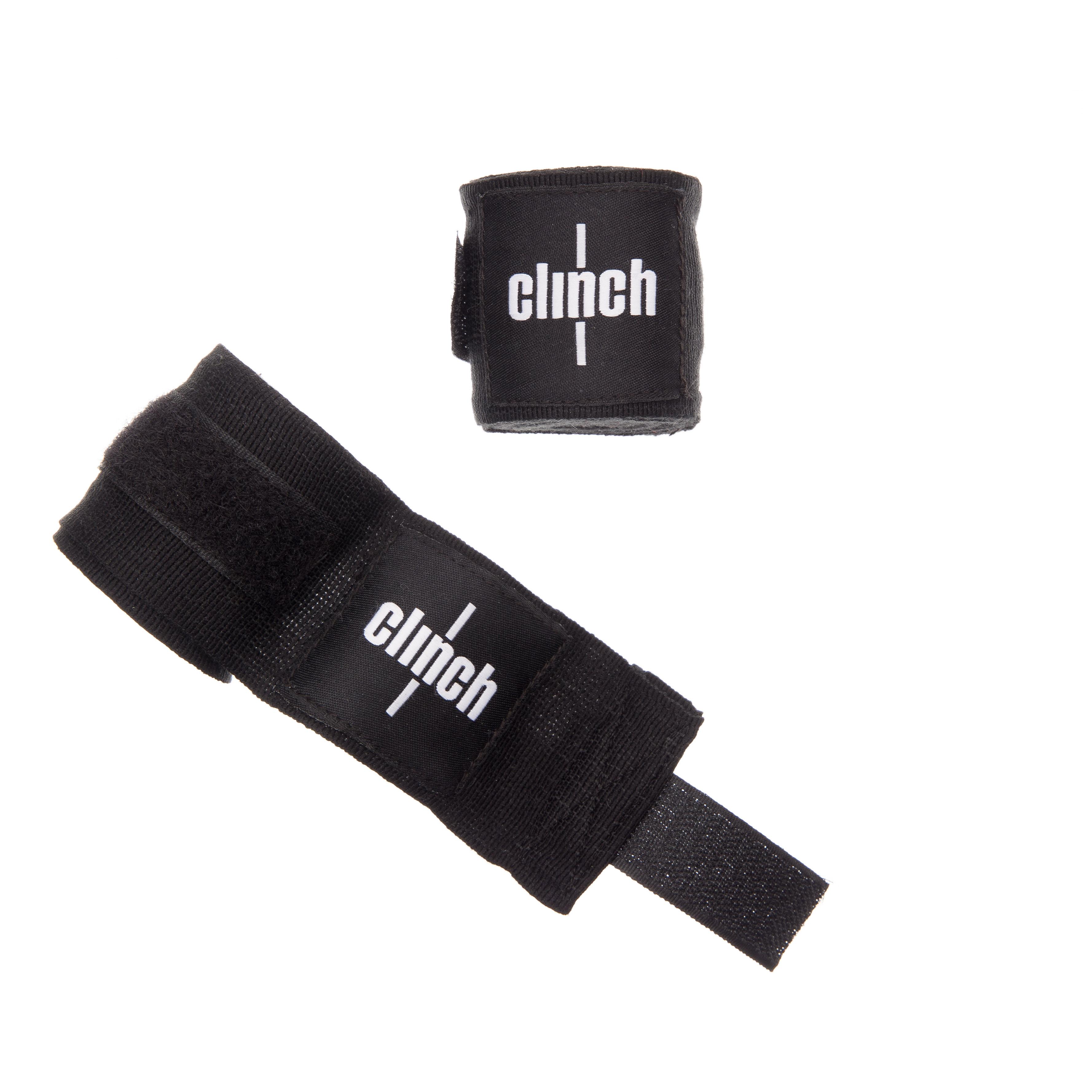 Бинты эластичные Clinch Boxing Crepe Bandage Punch