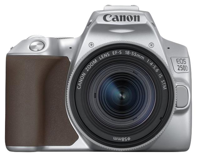 Фотоаппарат зеркальный Canon EOS 250D 18 55mm