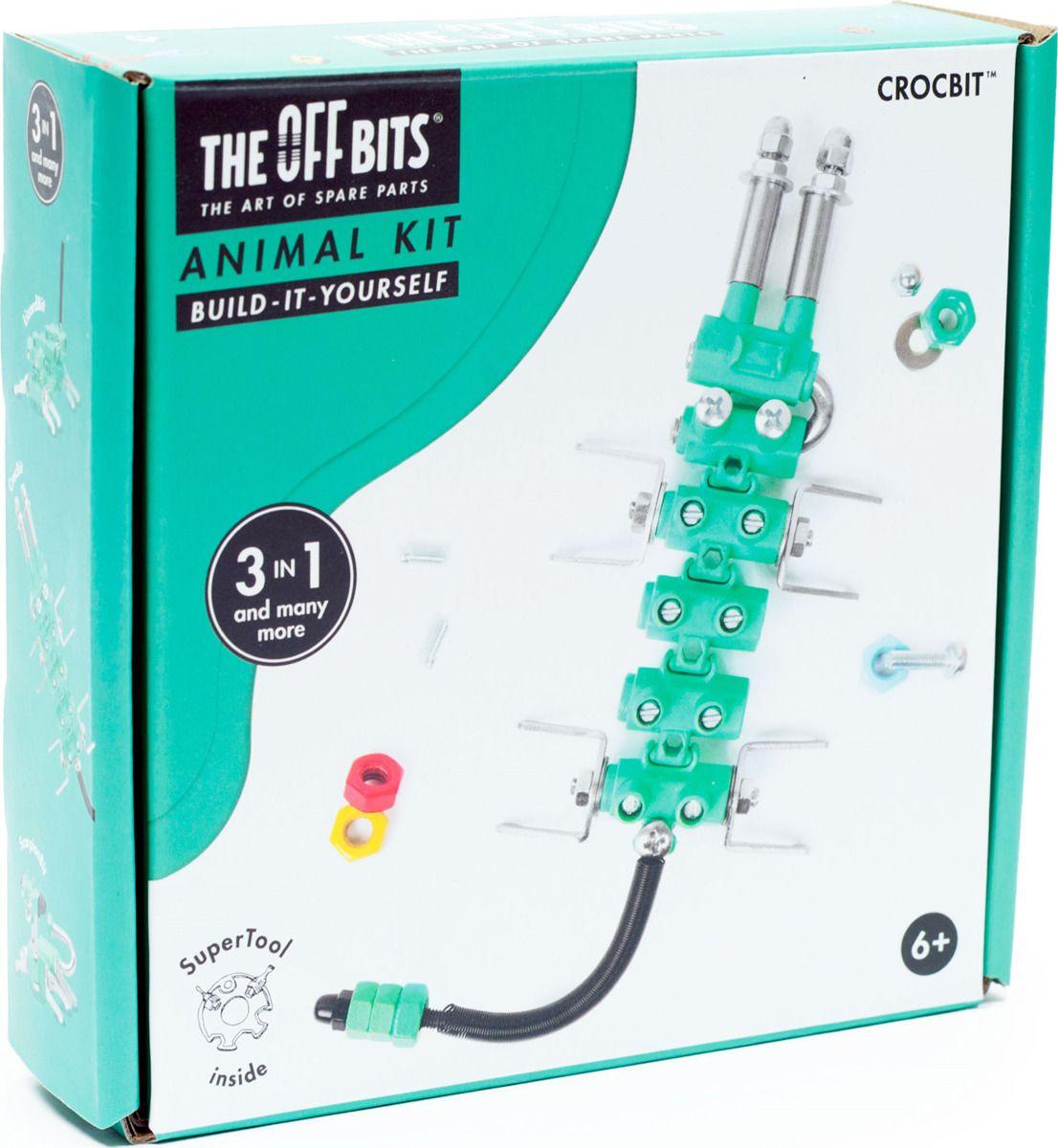 Купить Игрушка – конструктор The Offbits Crocbit,