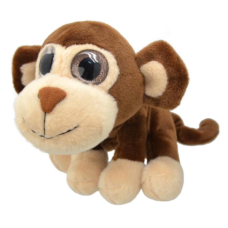 Купить Мягкая игрушка Wild Planet Обезьяна 25 см, Мягкие игрушки животные