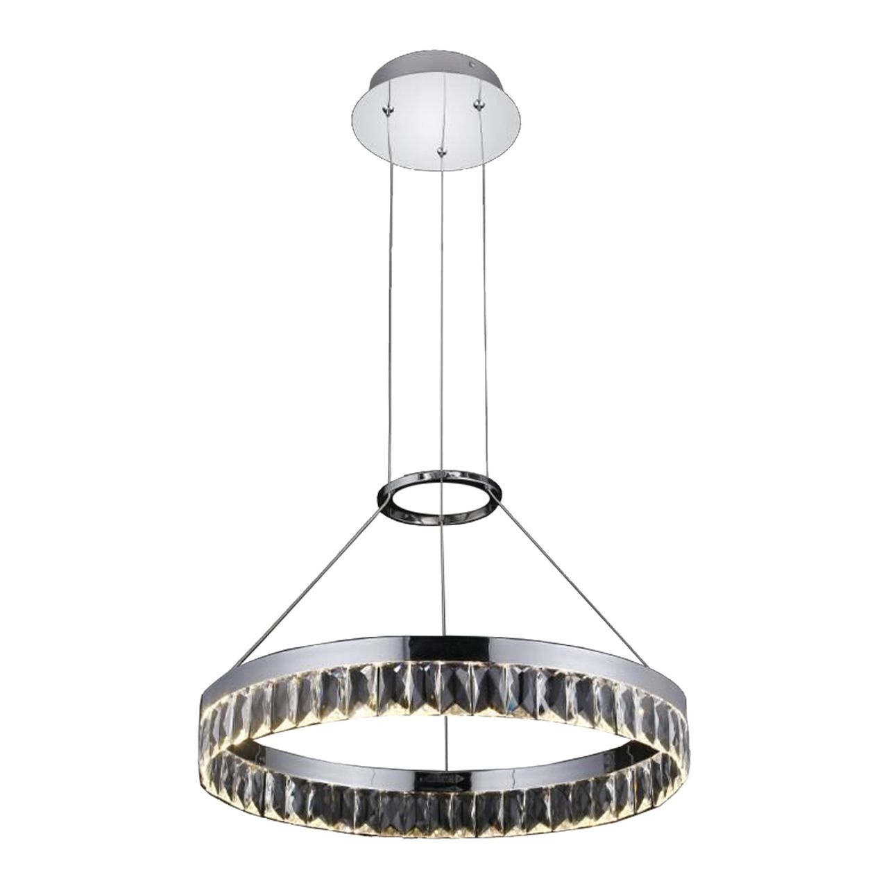 Подвесной светодиодный светильник Omnilux Casoli OML-04103-50 фото