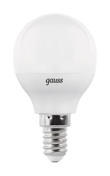 Лампочка Gauss 105101207 D E14 7W