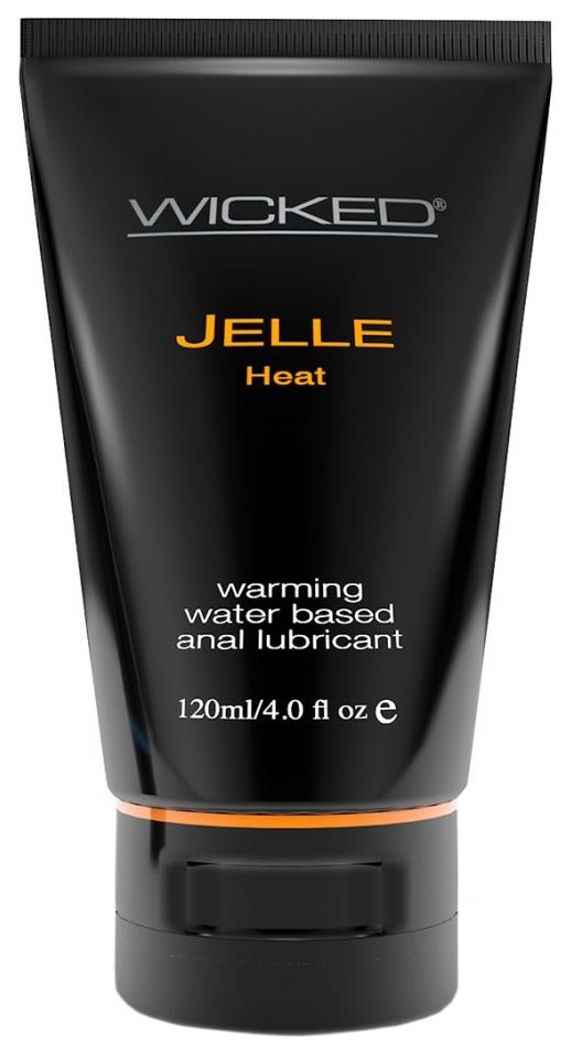 Купить Гель-смазка Wicked Jelle Heat на водной основе 120 мл