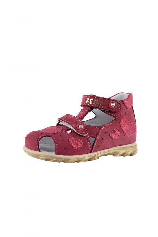 Купить Сандалии для девочки Reike, AS18-025, 29 красный, Детские сандалии