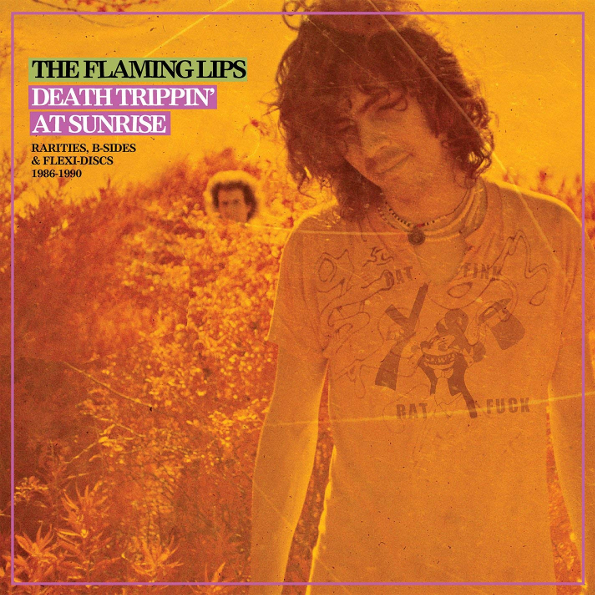 The Flaming Lips Death Trippin' At Sunrise: Rarities, B-Sides & Flexi-Discs 1986-1990 2LP, Медиа  - купить со скидкой