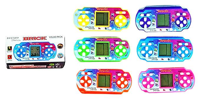 Купить Shantou Gepai Электронная игра брик гейм радуга Shantou Gepai JY-5050, Логические игры