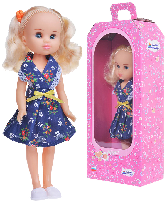 Кукла Ева 36 см Плэйдорадо.