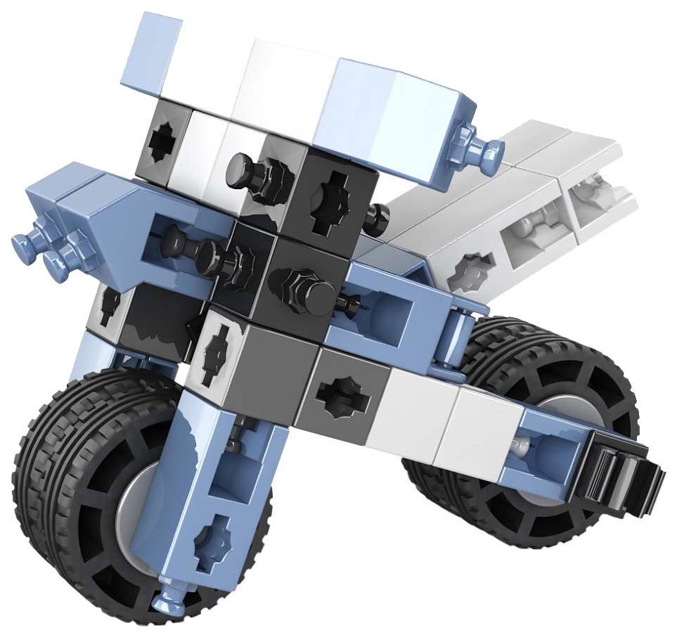 Конструктор ENGINO STH22 STEM Heroes. Набор из 3 моделей. Мотоциклы фото