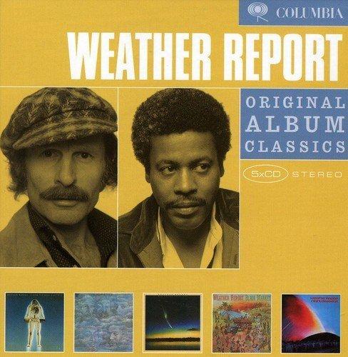 Weather Report Original Album Classics (5CD)