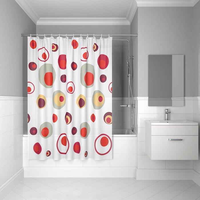 Штора для ванной комнаты IDDIS Promo P19PV11i11