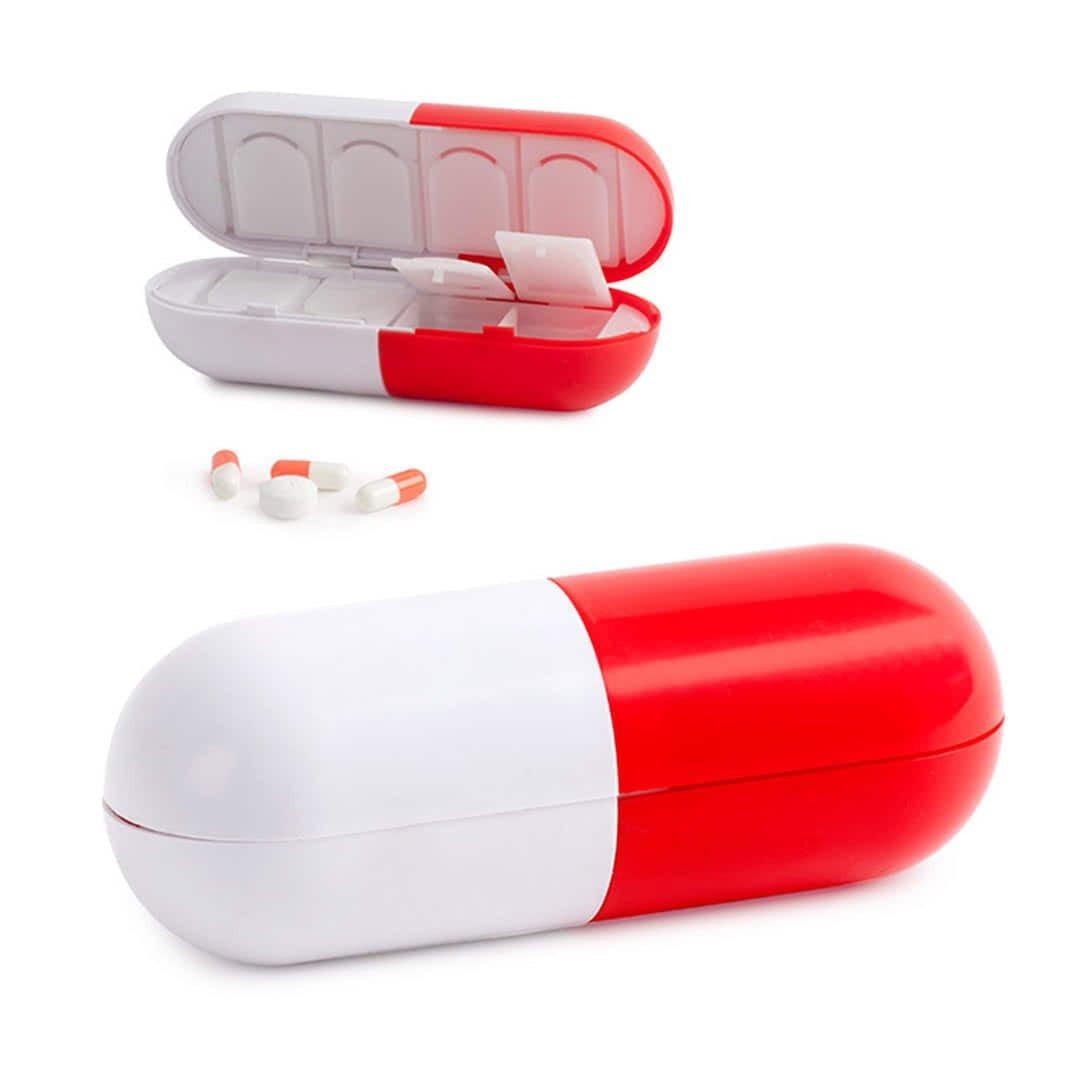 Купить Контейнер для таблеток Super pill 24417, Контейнер для таблеток Balvi super pill 24417