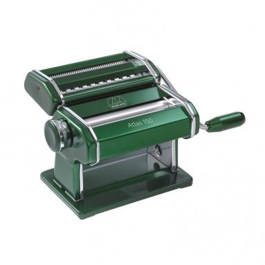 Лапшерезка тестораскатка Marcato Зеленая 150мм