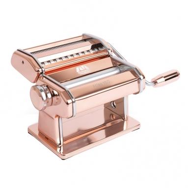 Лапшерезка тестораскатка Marcato Медь 150мм