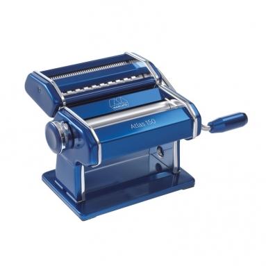 Лапшерезка тестораскатка Marcato Синяя 150мм