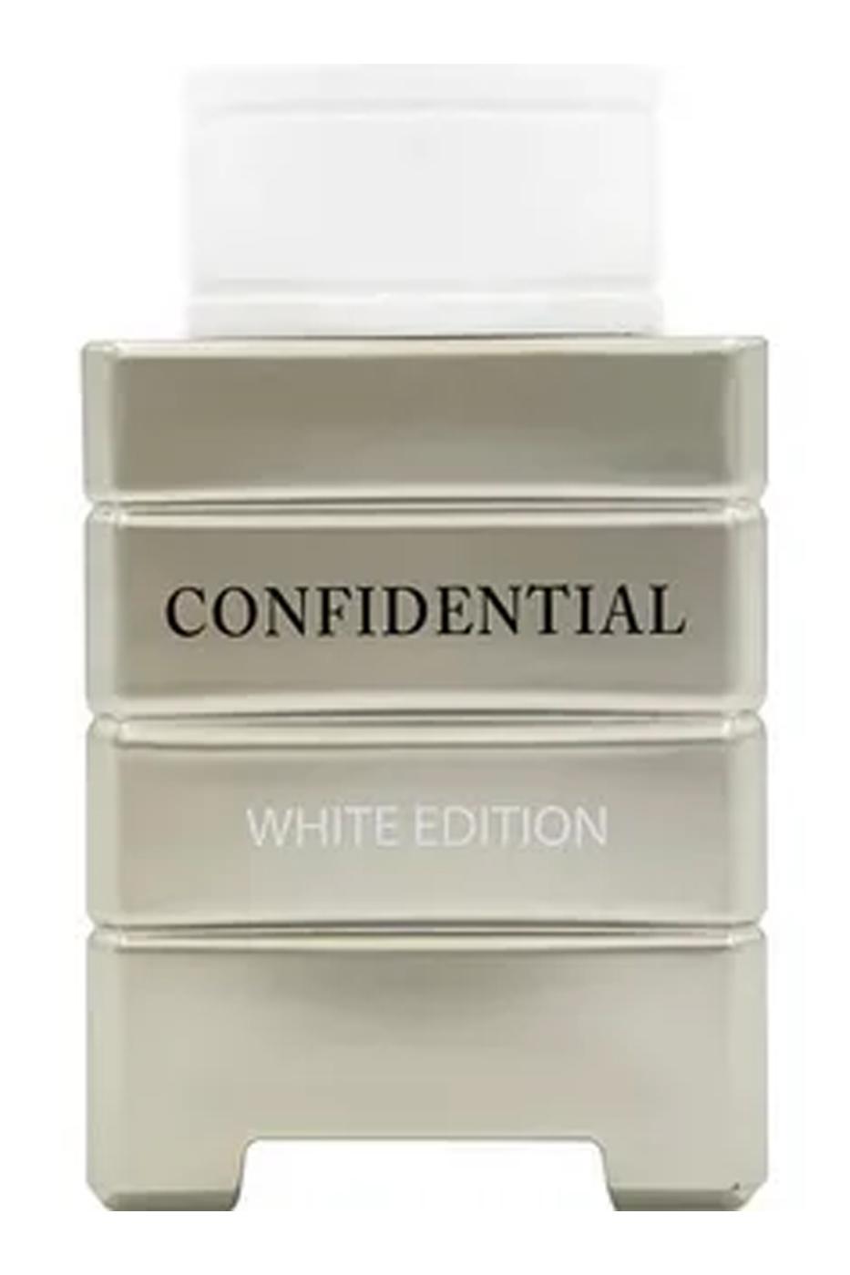 Купить Туалетная вода Geparlys Confidential White Edition men 90 мл