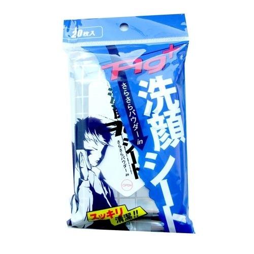 Влажные салфетки Showa siko для лица