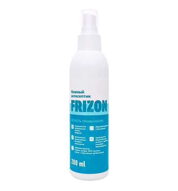 Кожный антисептик FRIZON 200 мл