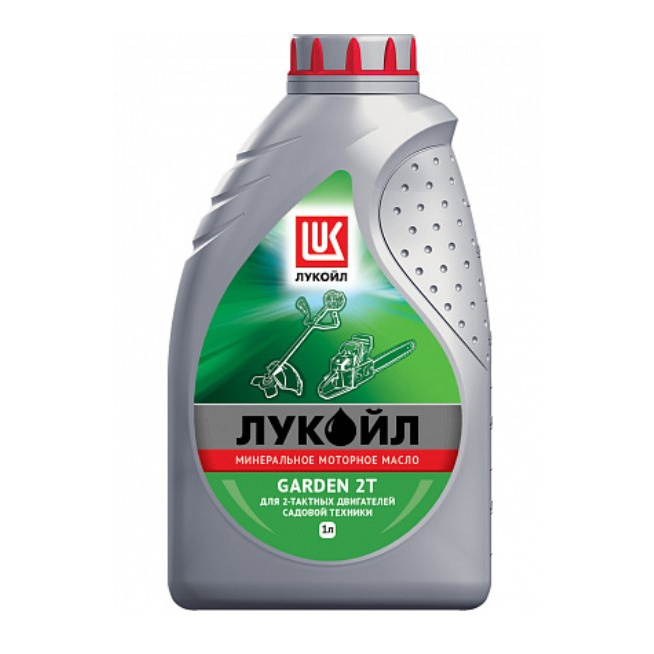Моторное масло Lukoil Garden 2Т 5W-40 1л GARDEN 2Т 1л