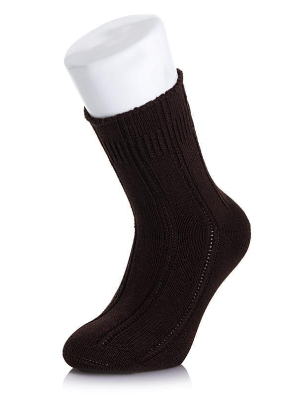 Носки женские Sis 4327 коричневые 36-39