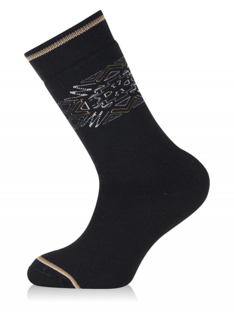 Носки женские Sis 3226 черные 36-39