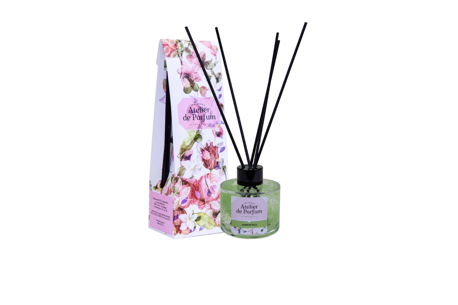 Диффузор с палочками Atelier de Parfum