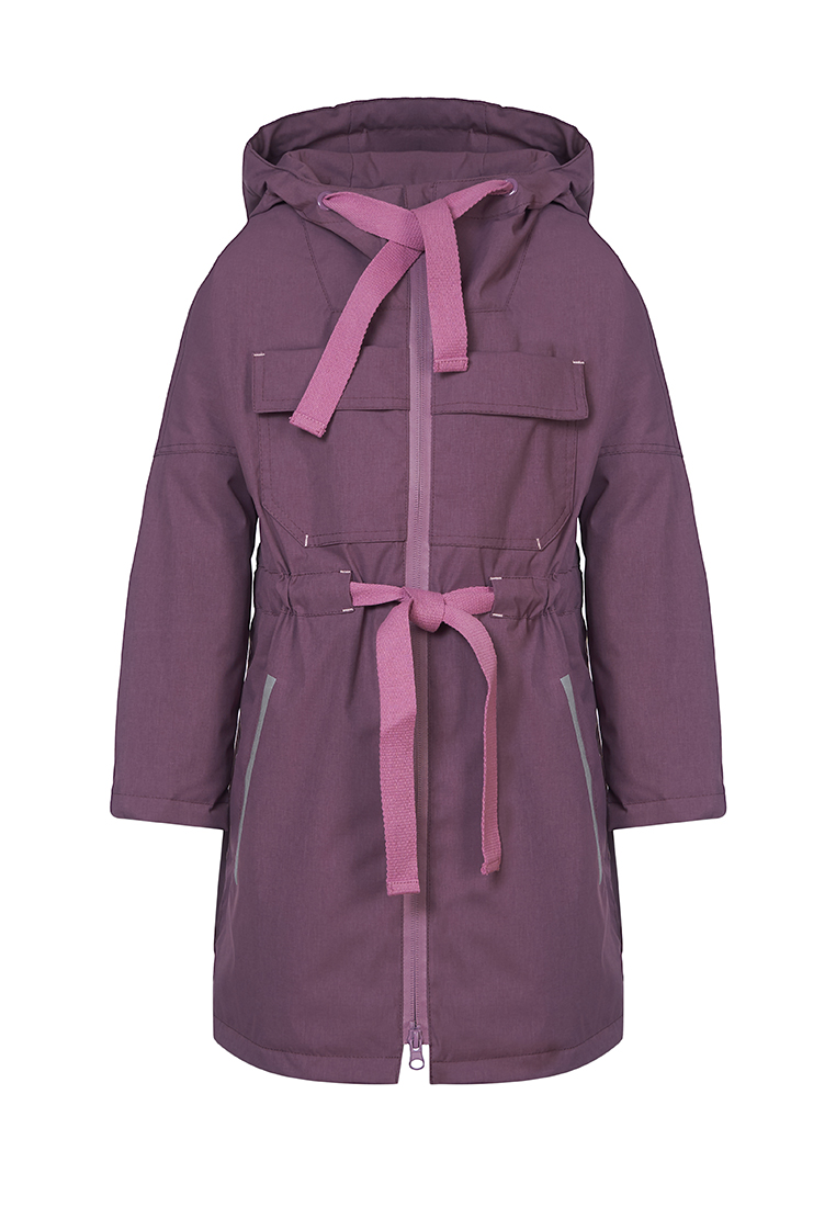 Купить Плащ для девочек OLDOS OSS202T1JK14 цв. розовый р.134, Дождевики и плащи для девочек