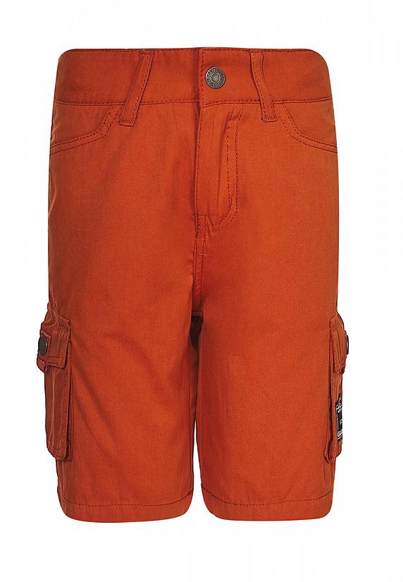 Шорты для мальчиков OLDOS ASS201TSR07 цв. оранжевый