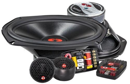 Автомобильная акустика CDT Audio CL 69C