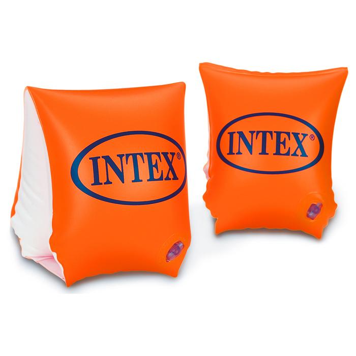 Нарукавники Intex Делюкс, 23х15 см