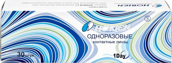 Купить Контактные линзы High-comfort Daily 1 Day 30 линз R 8, 6 -4, 75, Horien