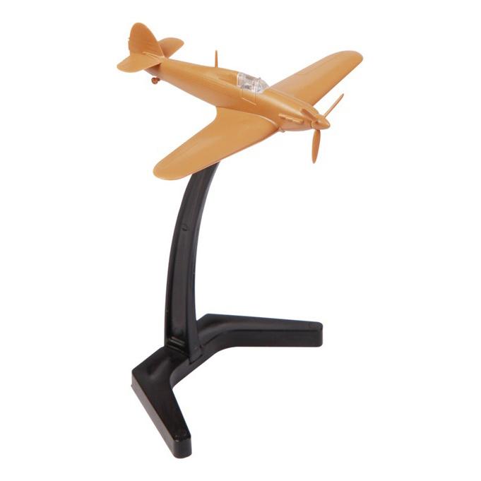 Модели для сборки Zvezda Британский истребитель Харрикейн Мк-1 фото