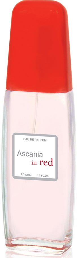 Парфюмерная вода Ascania Ascania in Red women 50 мл