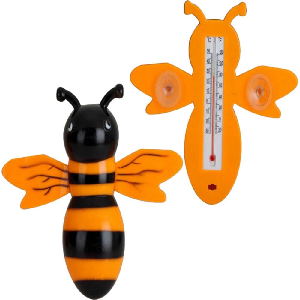 Термометр Оконный Пчелка На Присосках Тб