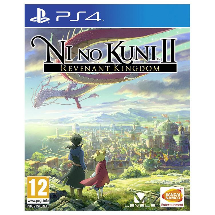 Игра Ni no Kuni II: Возрождение Короля для PlayStation 4 фото