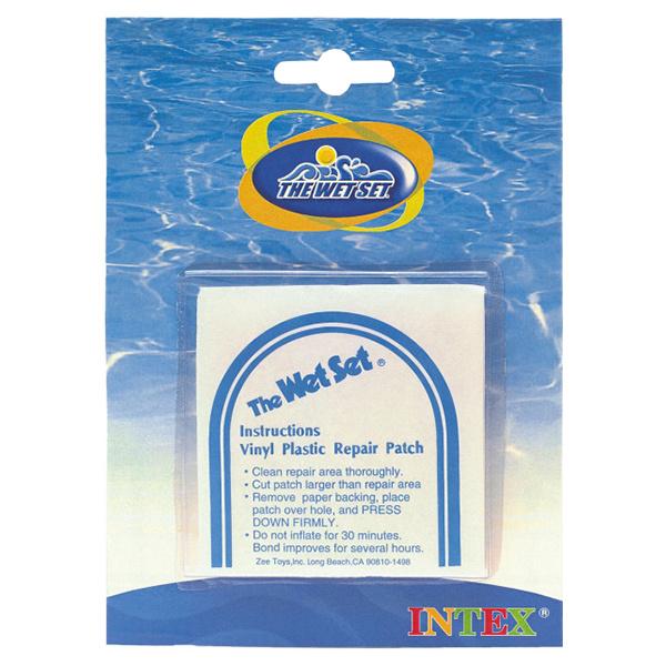 Универсальный ремкомплект Заплатки для надувных игрушек и бассейнов INTEX 59631