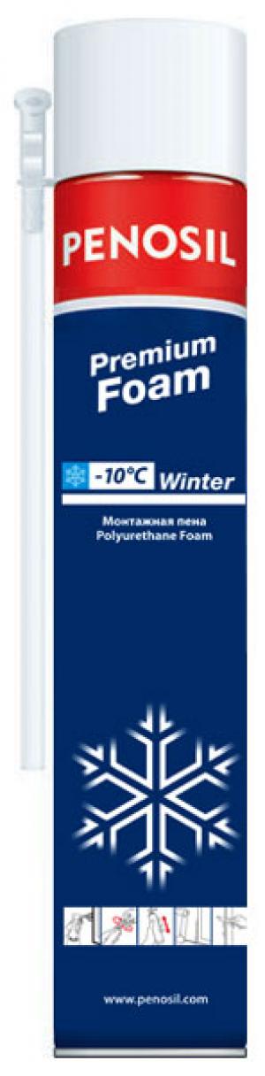Пена монтажная Penosil Premium Foam Winter 750 мл, A1204