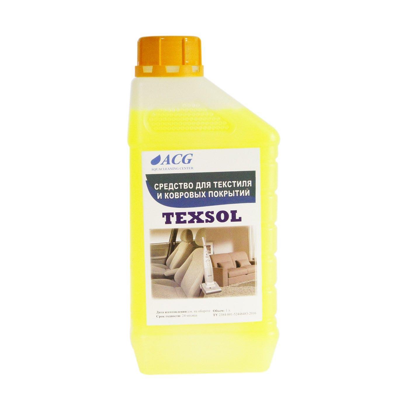 Очиститель ковровых покрытий ACG TEXOL 1 л