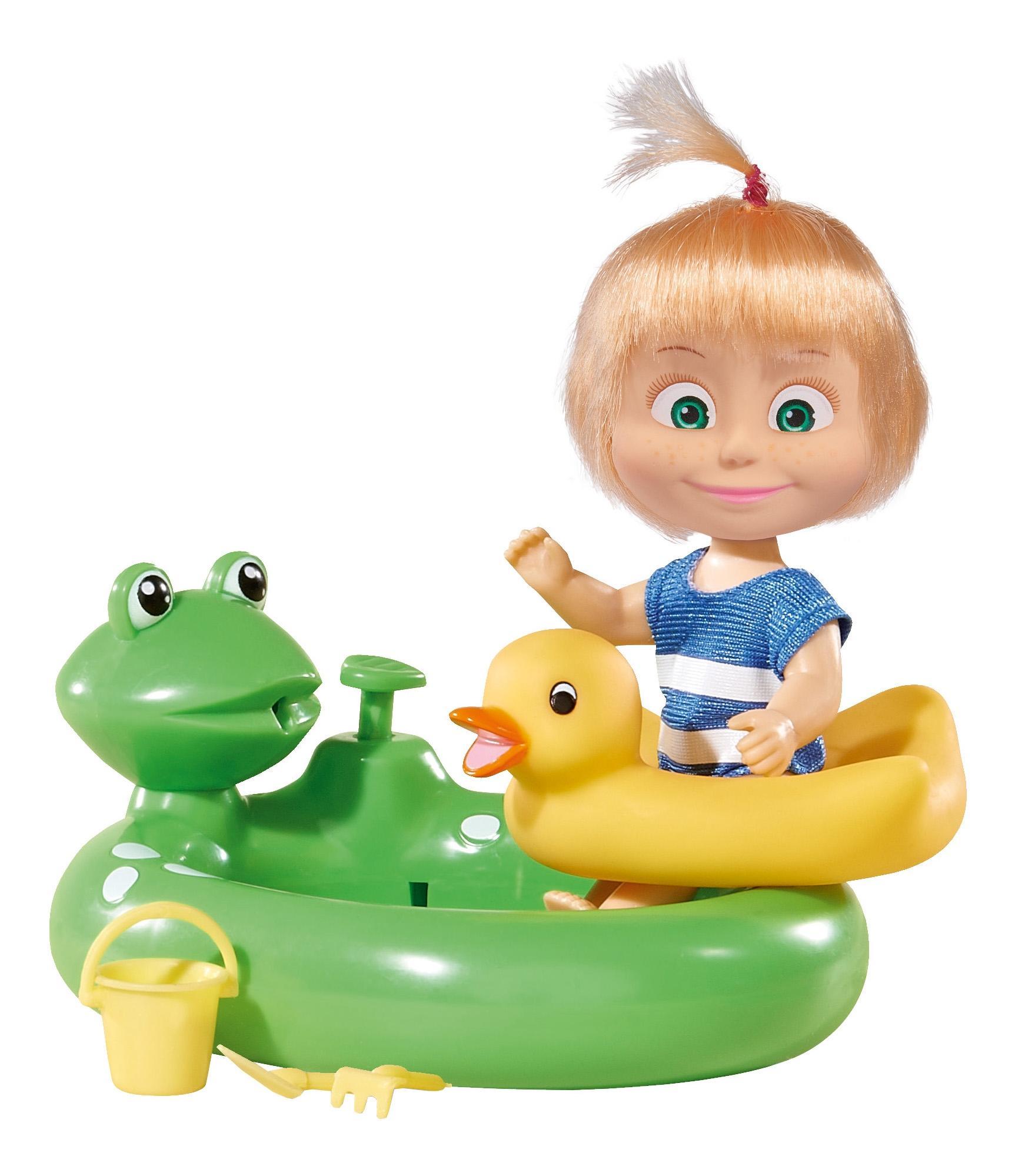 Игровой набор Simba Кукла Маша с бассейном